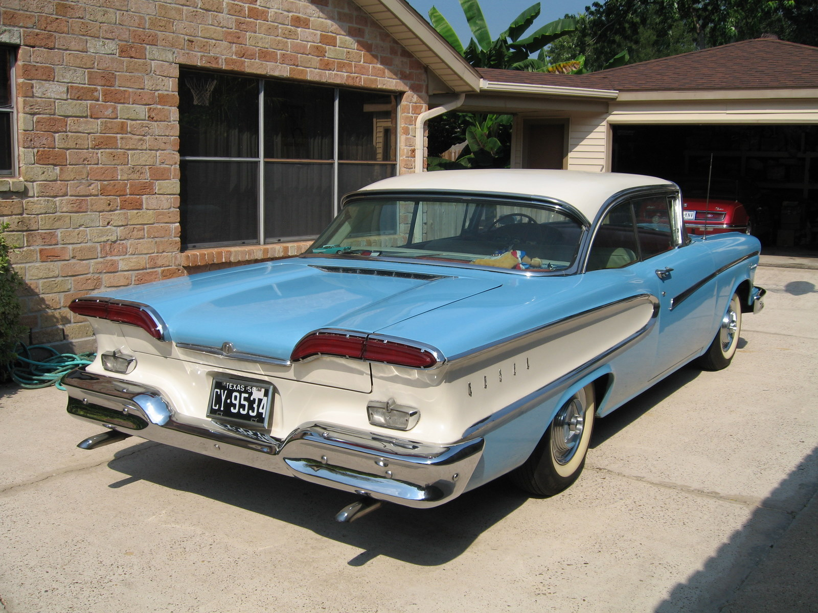 Edsel Famous Henry Ford Son Or Infamous Car This